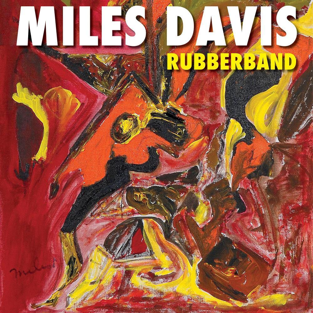 Rubberband by DAVIS, MILES album cover