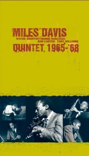 Miles Davis Miles Davis Quintet: The Complete Studio Recordings, 1965-'68 album cover