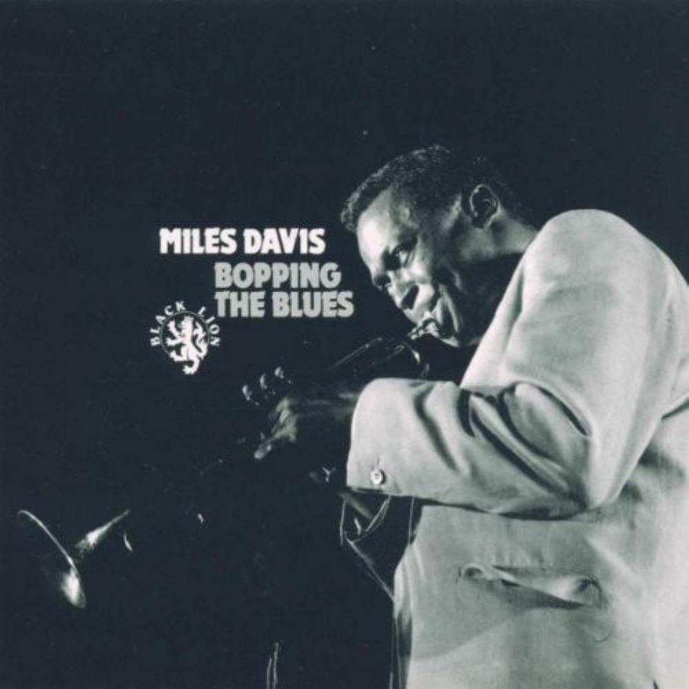 Miles Davis Boppin' The Blues album cover