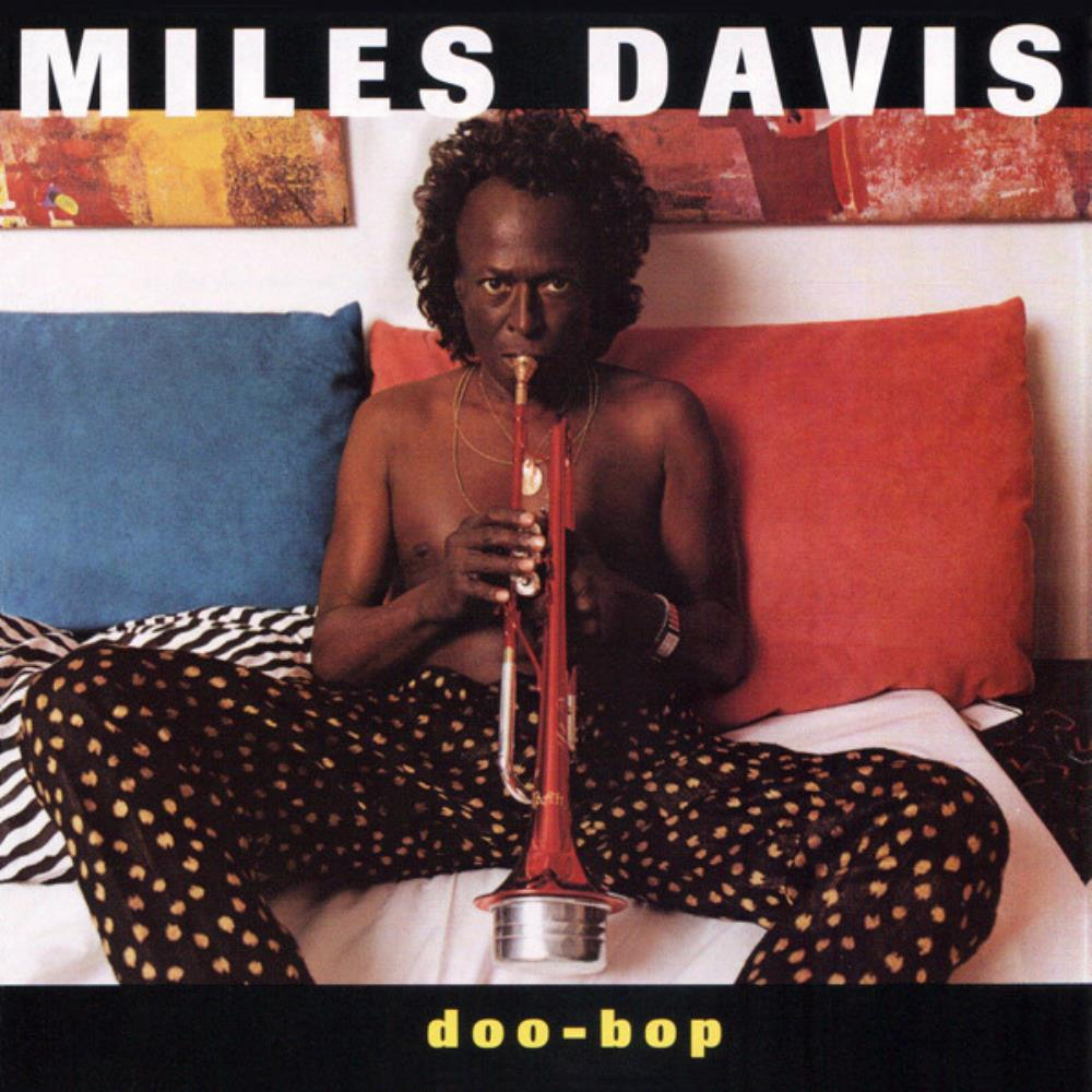 Miles Davis - Doo-Bop CD (album) cover