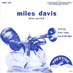 Miles Davis Blue Period album cover