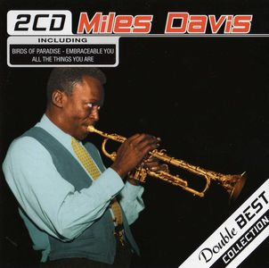 Miles Davis Double Best Collection: Miles Davis album cover