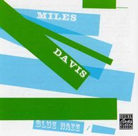 Miles Davis - Blue Haze CD (album) cover