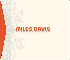 Miles Davis - The Cellar Door Sessions CD (album) cover