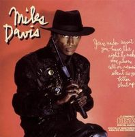 Miles Davis - You're Under Arrest CD (album) cover