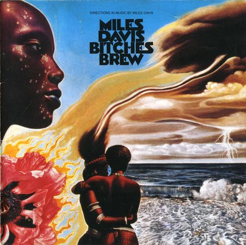 Bitches Brew by DAVIS, MILES album cover