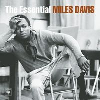 Miles Davis - The Essential Miles Davis CD (album) cover