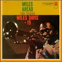 Miles Davis Miles Ahead album cover
