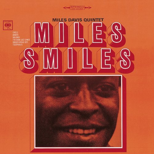 Miles Davis - Miles Smiles CD (album) cover