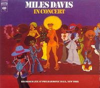 Miles Davis - In Concert: Live at Philharmonic Hall CD (album) cover