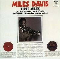 Miles Davis First Miles album cover