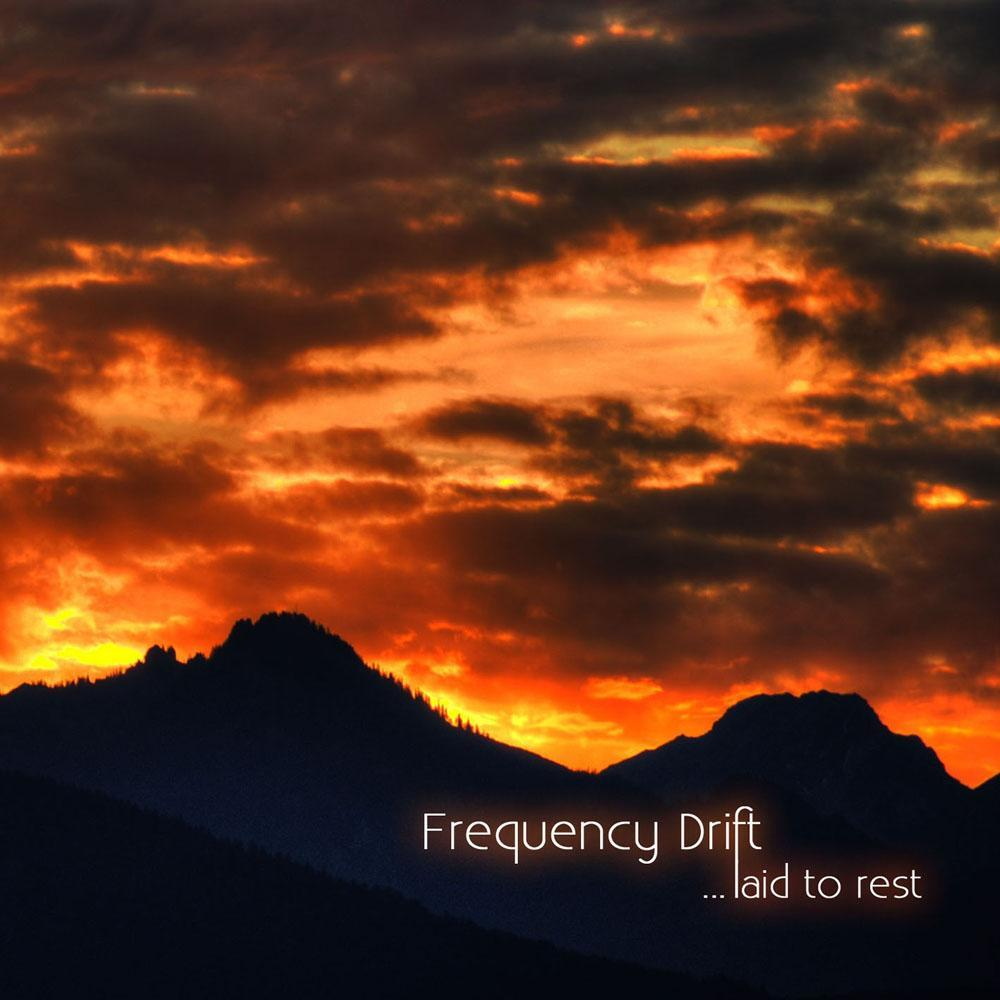 Frequency Drift - Laid To Rest CD (album) cover