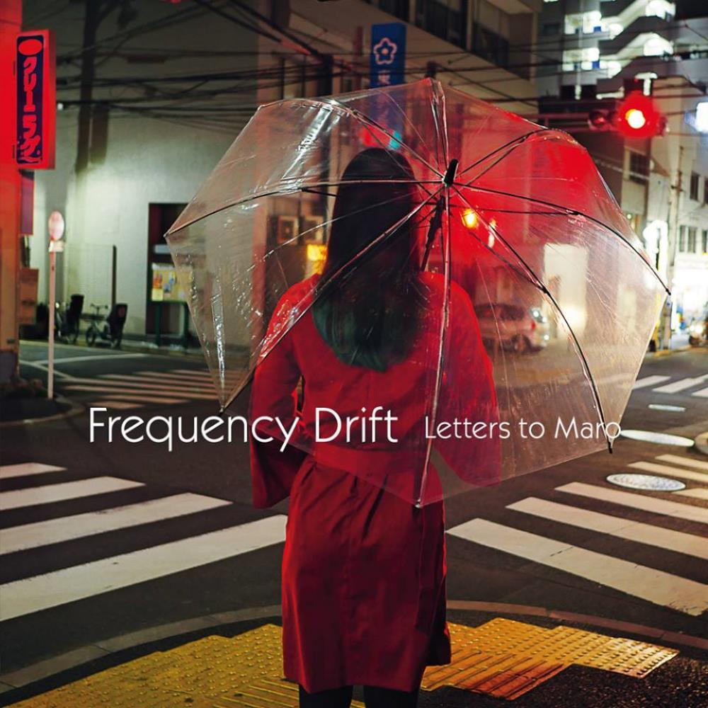 Letters To Maro by FREQUENCY DRIFT album cover
