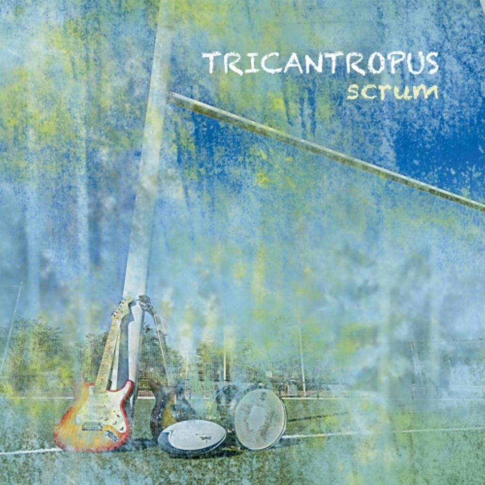 Scrum by Tricantropus album rcover