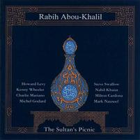 The Sultan's Picnic by ABOU-KHALIL, RABIH album cover
