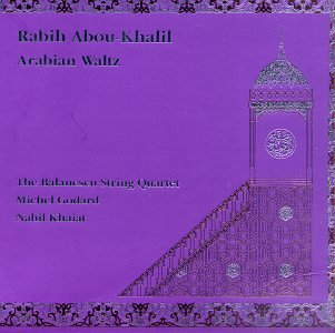 Arabian Waltz by ABOU-KHALIL, RABIH album cover