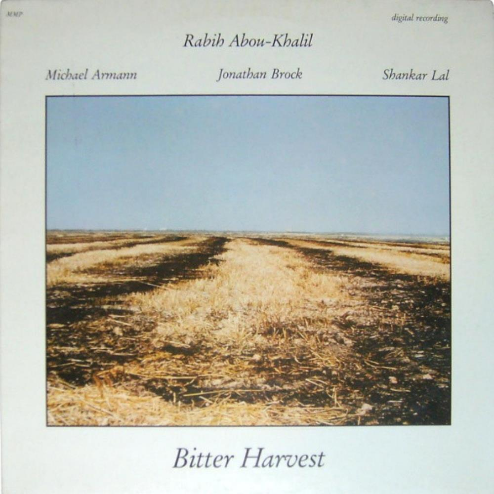 Bitter Harvest by ABOU-KHALIL, RABIH album cover