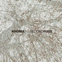 Khoma - The Second Wave CD (album) cover