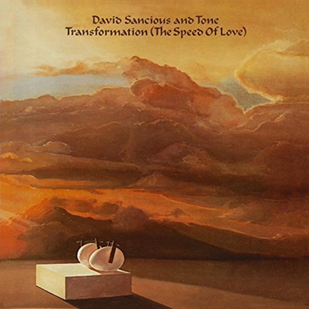David Sancious & Tone: Transformation (The Speed Of Love) by SANCIOUS, DAVID album cover