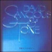 David Sancious True Stories album cover