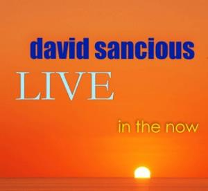 David Sancious In the now album cover