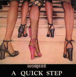 Womega A Quick Step album cover
