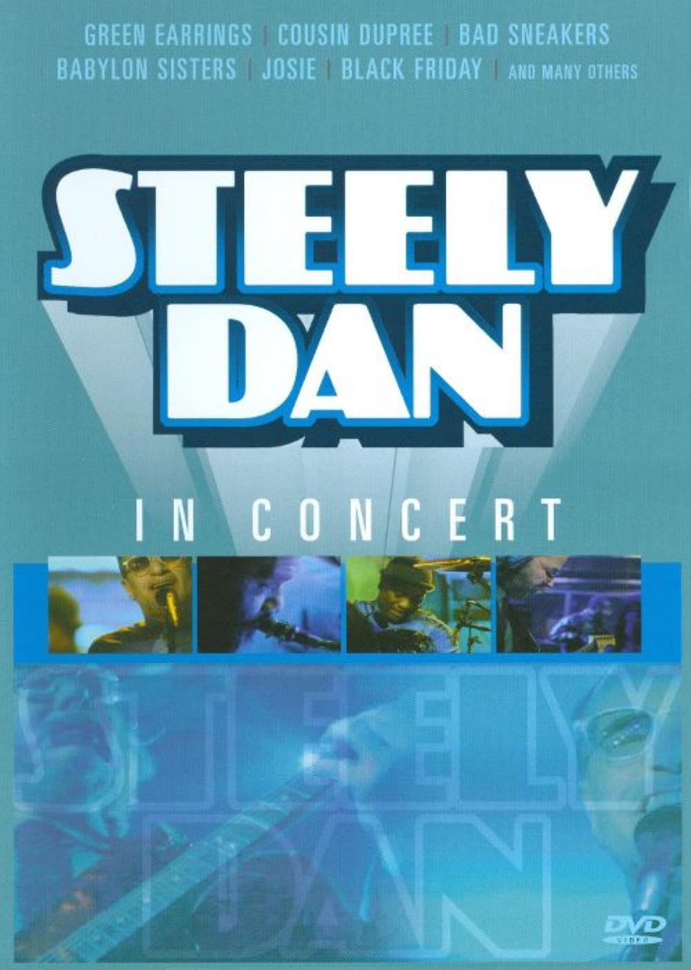 In Concert by STEELY DAN album cover