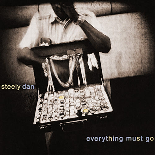 Steely Dan Everything Must Go album cover