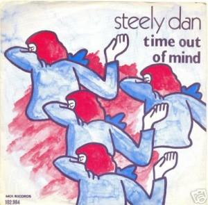 Steely Dan Time Out Of Mind album cover