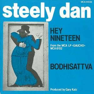 Steely Dan Hey Nineteen album cover