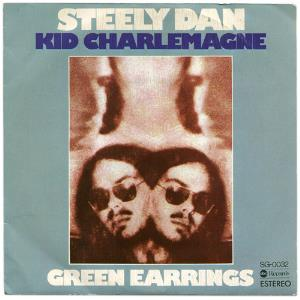 Steely Dan Kid Charlemagne album cover