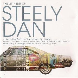 Steely Dan The Very Best Of album cover