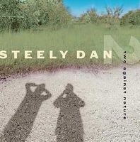 Two Against Nature by STEELY DAN album cover