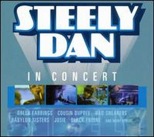 Steely Dan In Concert album cover