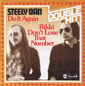 Steely Dan Do It Again album cover