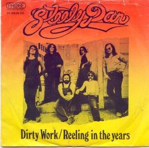Steely Dan Dirty Work album cover