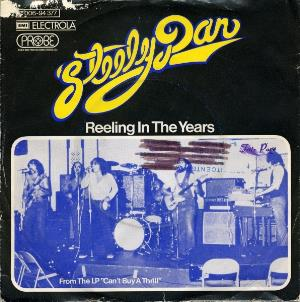 Steely Dan Reeling In The Years album cover