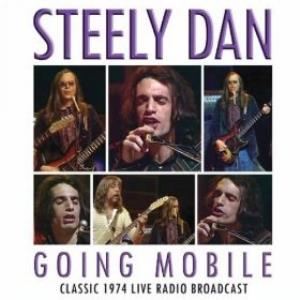 Steely Dan Going Mobile album cover