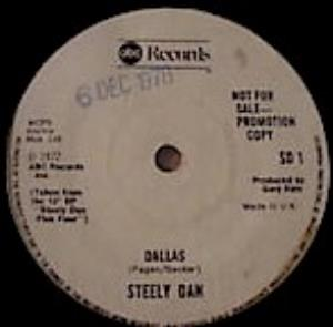 Steely Dan Dallas album cover