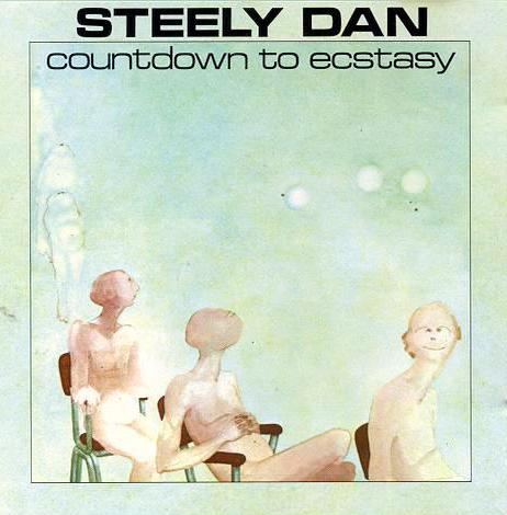 Steely Dan Countdown To Ecstasy album cover
