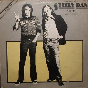 Steely Dan Four Tracks From Steely Dan album cover