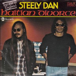 Steely Dan Haitian Divorce album cover