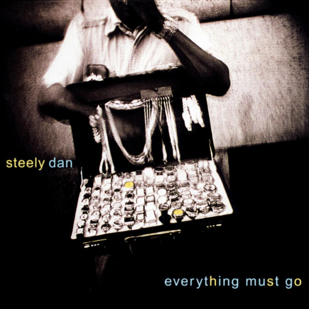 Steely Dan - Everything Must Go CD (album) cover