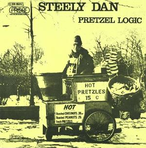 Steely Dan Pretzel Logic album cover