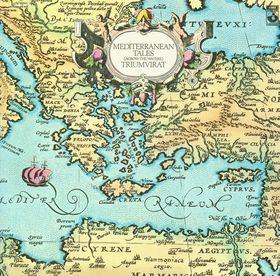Mediterranean Tales by TRIUMVIRAT album cover