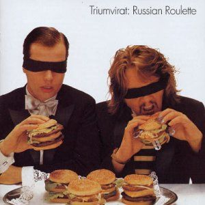 Triumvirat - Russian Roulette CD (album) cover