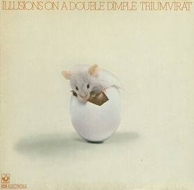 Illusions On A Double Dimple by TRIUMVIRAT album cover