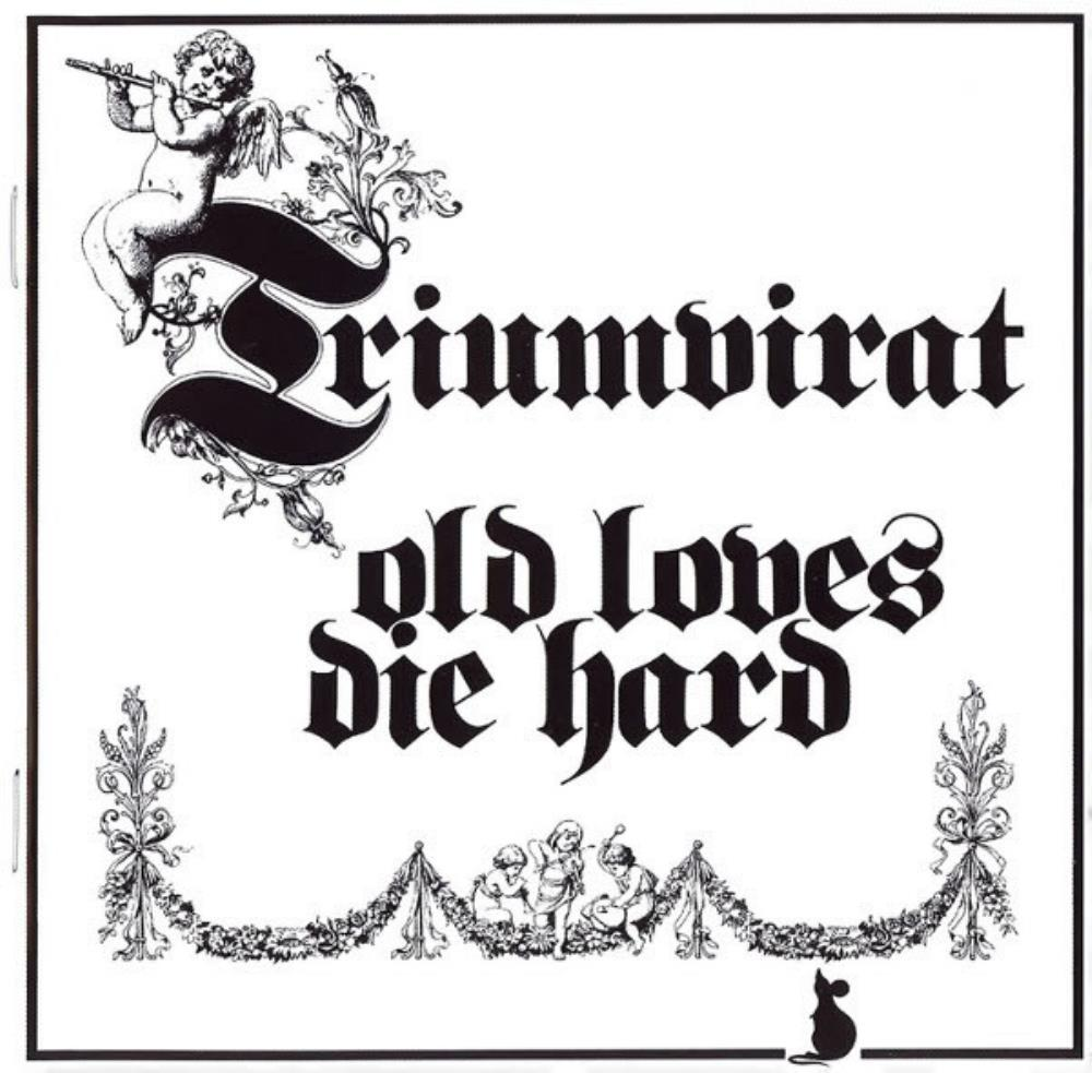 Triumvirat Old Loves Die Hard album cover