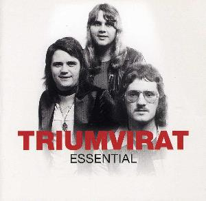 Triumvirat - Essential CD (album) cover