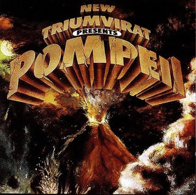 Pompeii by TRIUMVIRAT album cover